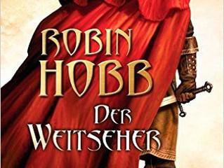 """Rezension zu """"Der Weitseher"""" von Robin Hobb"""