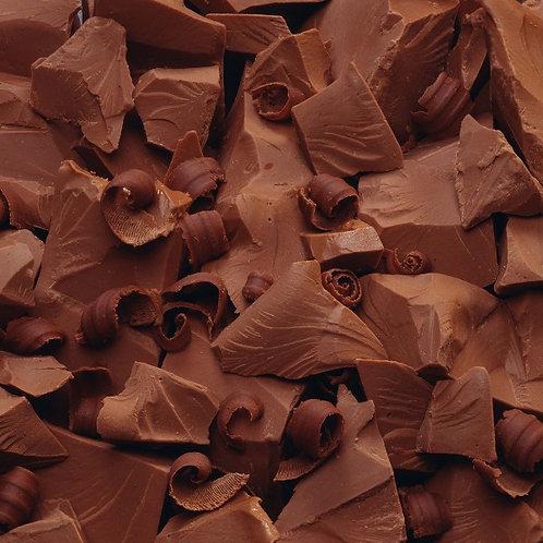 טארט שוקולד ובוטנים מקורמלים