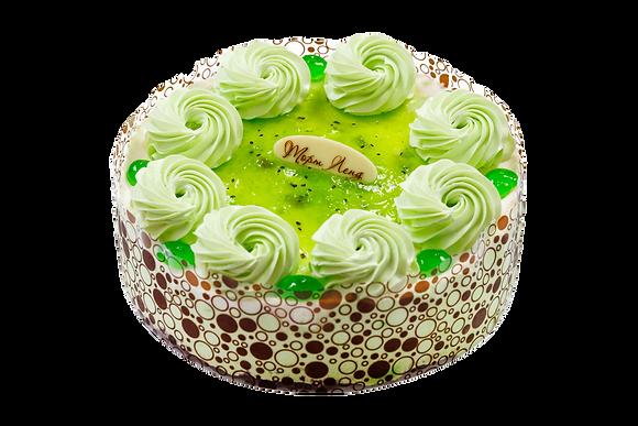 """Торт """"Творожный с киви"""""""