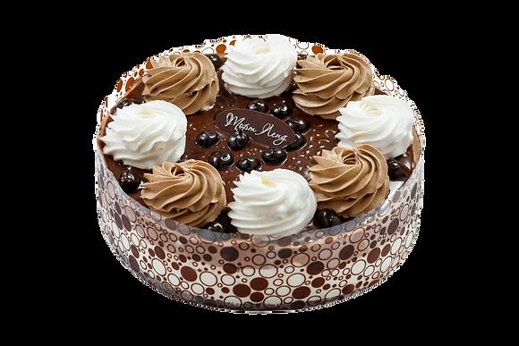 """торт """"Творожный трюфель"""""""