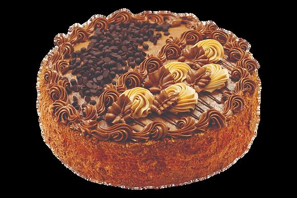 """Торт """"Шоколадно-горіховий"""""""