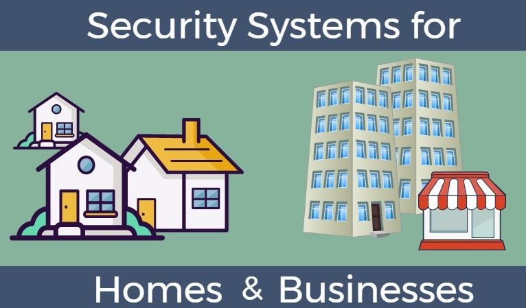 home and business security systems in Edinburgh