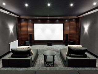 How to Create a Cinema Experience at Home