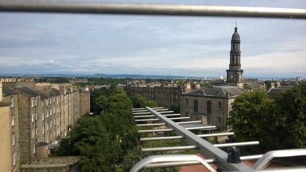 Do I still need a TV aerial? Image of Edinburgh