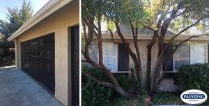 professional painter garage door painter