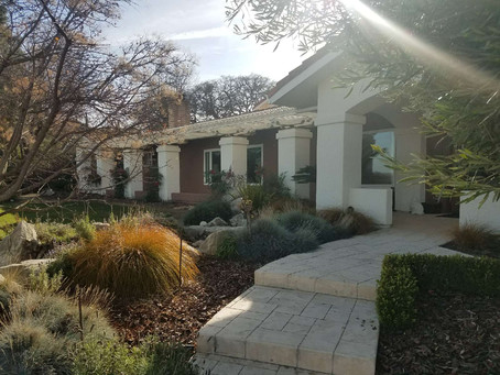 House Painting Contractors Trombley Painting Company Beautify Mature Estate in Paso Robles