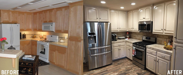 Paso Robles Homeowner Remodels Kitchen, Bath, and Hallway ...