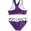 Thumbnail: Two Piece Spring Floral & Aubergine