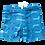 Thumbnail: Blue Crocodile Sports Shorts
