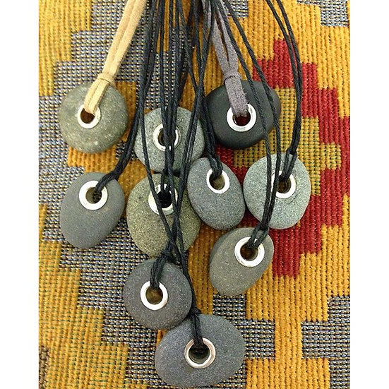 Stoney Heart Necklace
