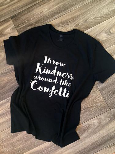 7f91eb2df Kindness V Neck T Shirt