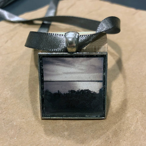 Observation: Geneva Lake Pendant
