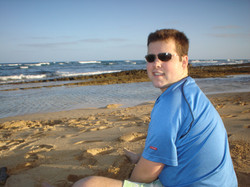 Pete on HI beach.jpg