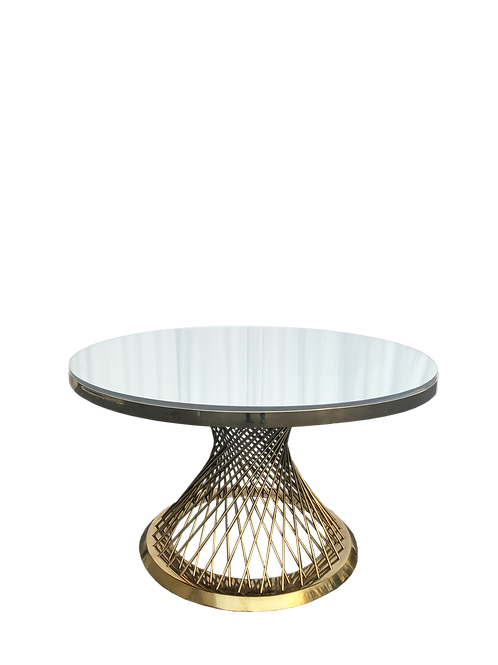 Gold Emely Table