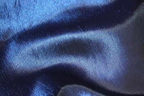 Navy Blue Taffeta