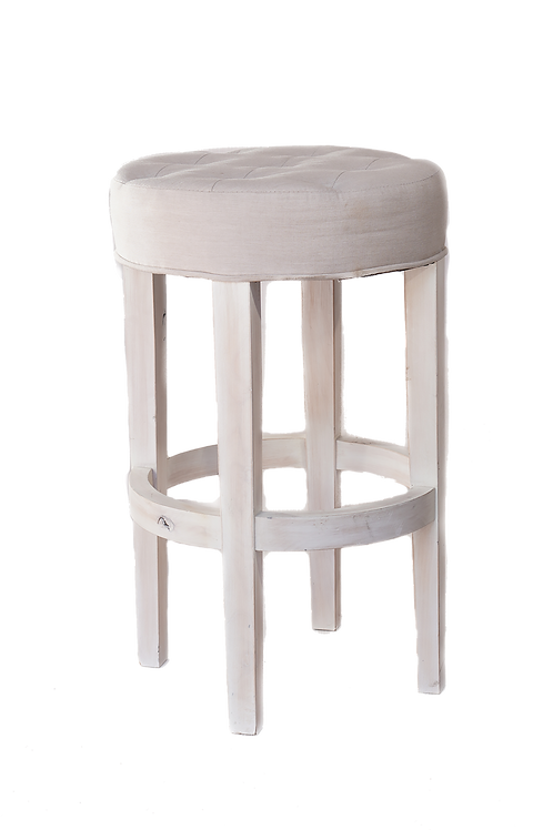 Whitewashed Ventura Barstool