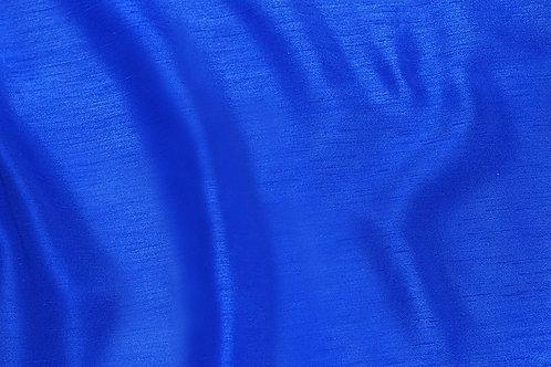 Royal Blue Shantung Runner