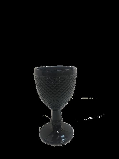 Black Inez Goblet