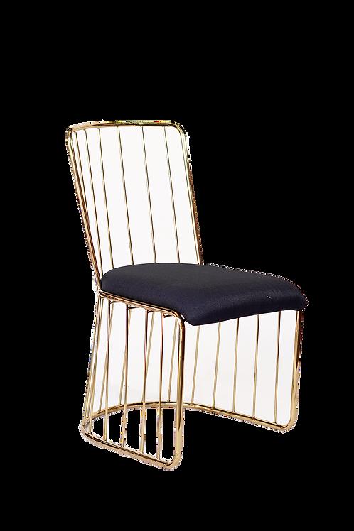Black Capri Chair