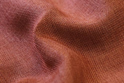 Rust Linen Runner