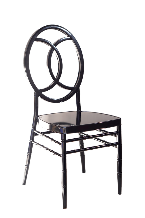 Black Valentino Chair