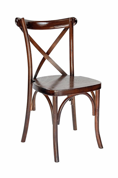 Fruitwood Crossback Chair