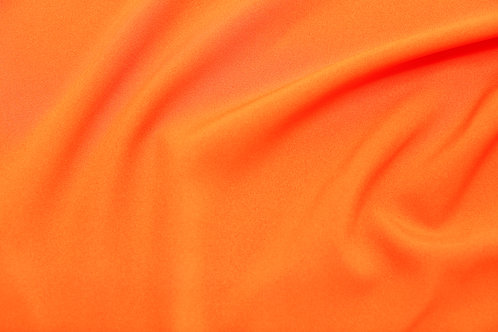 Orange Polyester Napkin