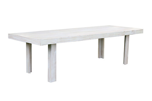 Whitewash Farm Table