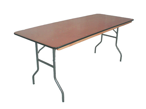 """8 x 40"""" King Banquet Table"""