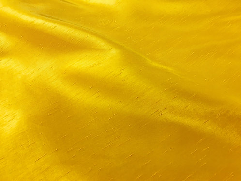 Yellow Shantung