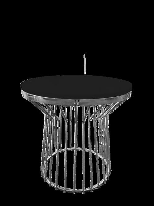 Black & Silver Charlotte Coffee Table