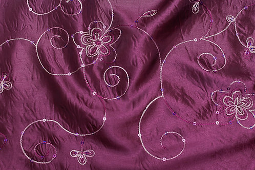 Purple Bengaly Napkin
