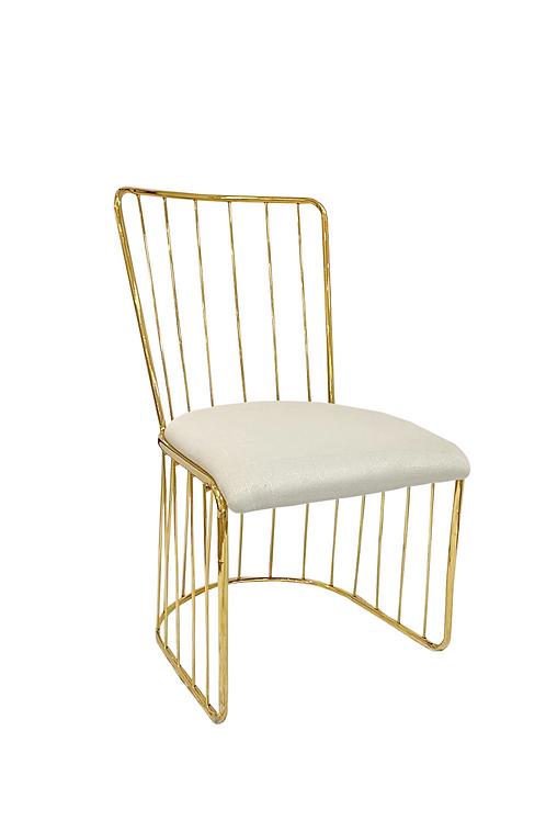 Ivory Capri Chair