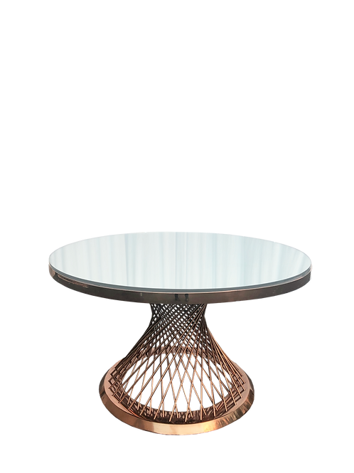 Rose Gold Emely Table