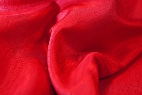 Red Shantung Napkin