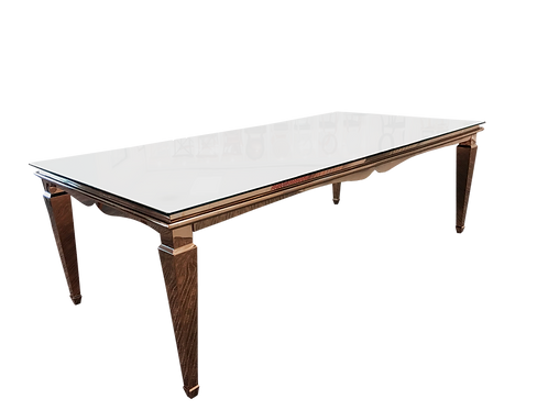 Rose Gold Aviara Table