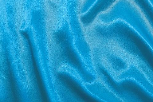 Turquoise Satin Napkin