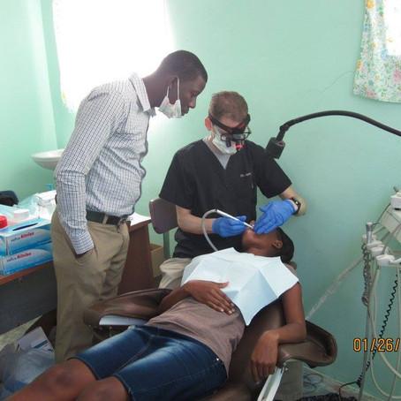 Dentistry in Haiti