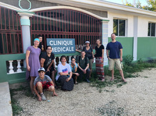 Team Mission Trip to Haiti