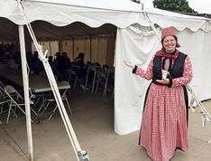 Supporter of OCCS Tulip Festival Tent