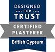 BritishGypsumCertifiedPlastererTrustLogo