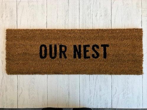 Our Nest Coir Mat