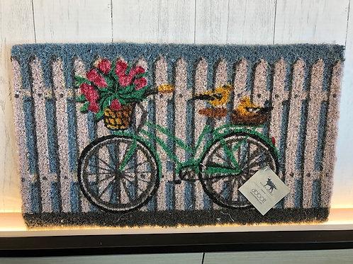 Bicycle Coir Mat