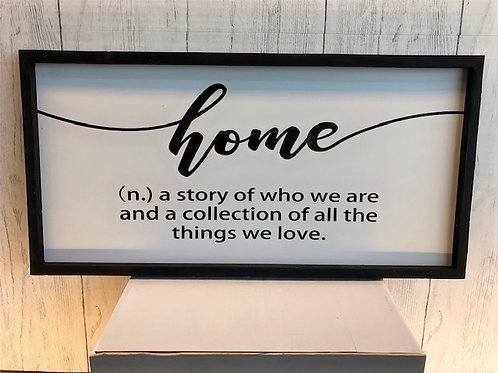 Home - definition Word Art