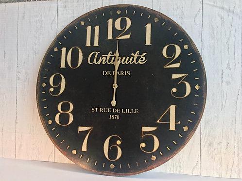 """23.5"""" clock"""
