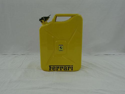 Jerrican Ferrari jaune