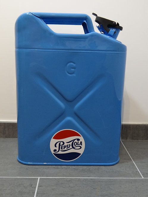 Jerrican Pepsi Cola