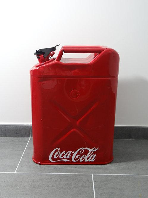 Jerrican Coca Cola