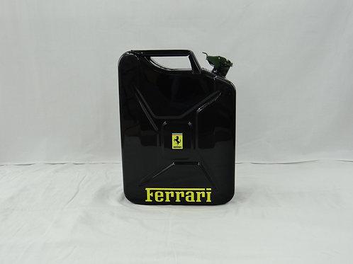 Jerrican Ferrari noir