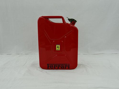 Jerrican Ferrari rouge